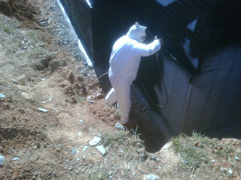 Dewpoint Waterproofing Inc. - Waterproofing Contractors